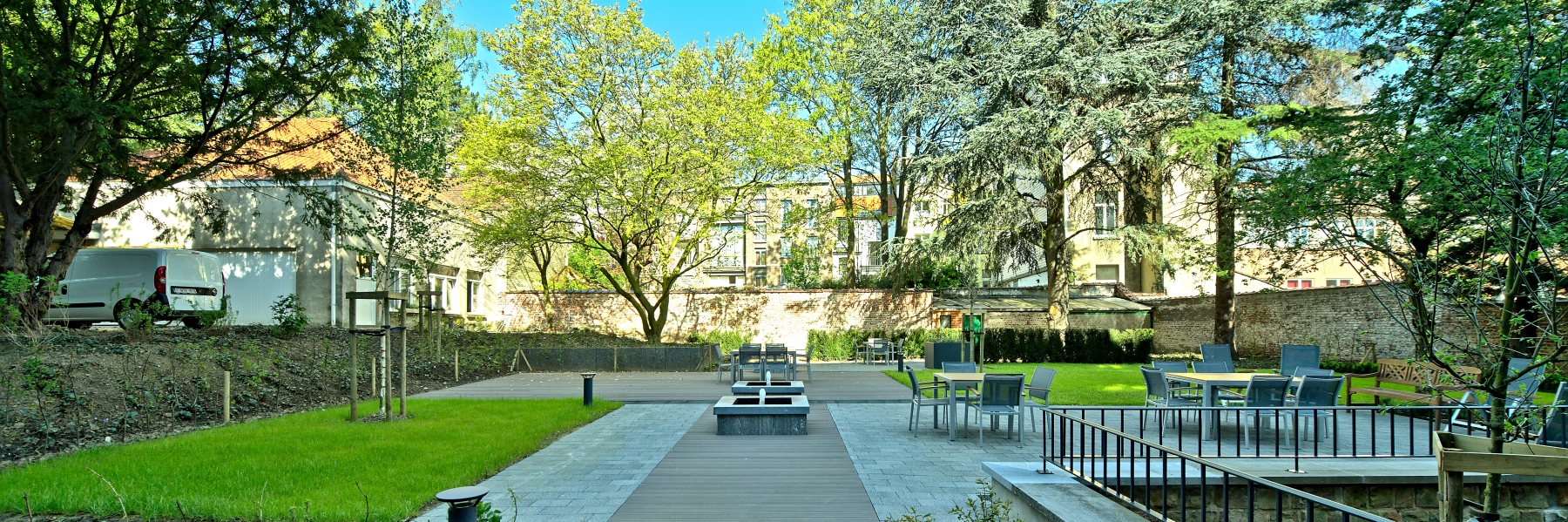 Résidence du Puy Ixelles