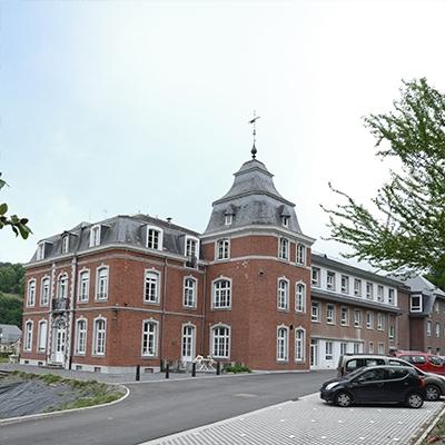 Maison Sainte-Joséphine site du Belvédère ACIS asbl