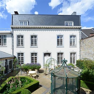 Maison Sainte-Joséphine site de la Chaussée ACIS asbl